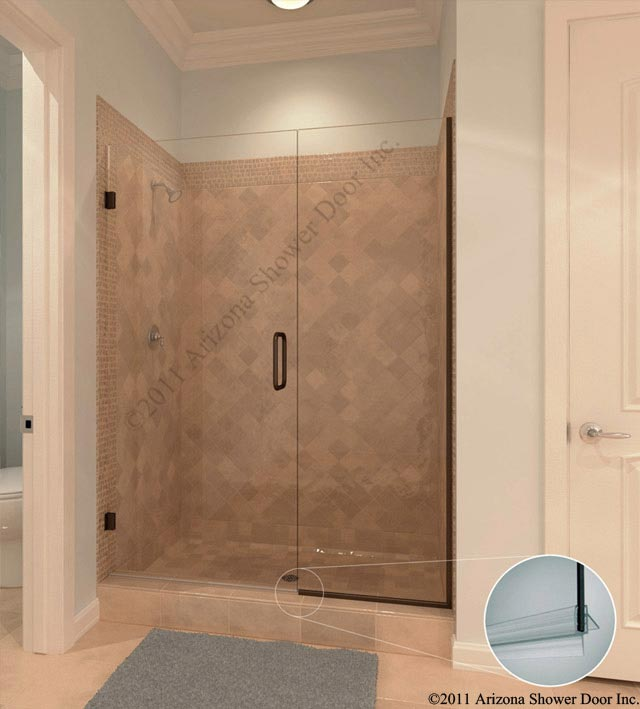 Az Shower Doors Arizona Shower Door Photo Gallery Chino