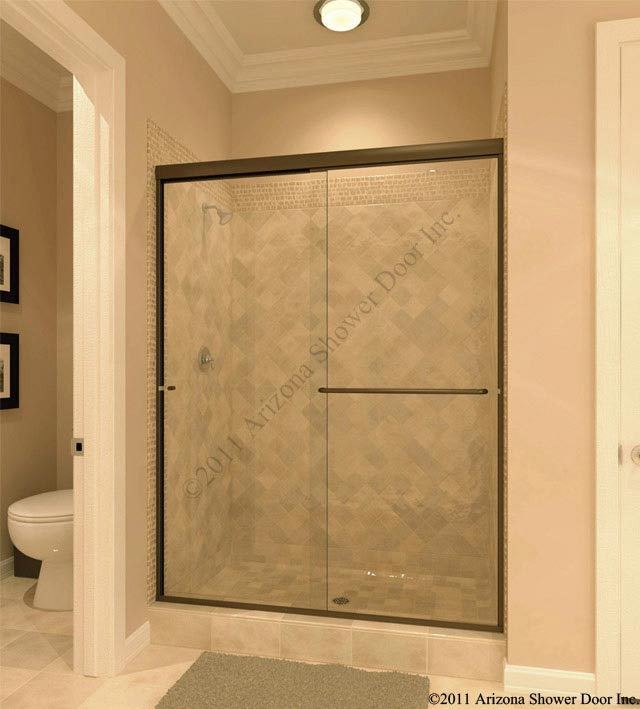 18 - ESE & Arizona Shower Door Photo Gallery - Chino Glass Inc