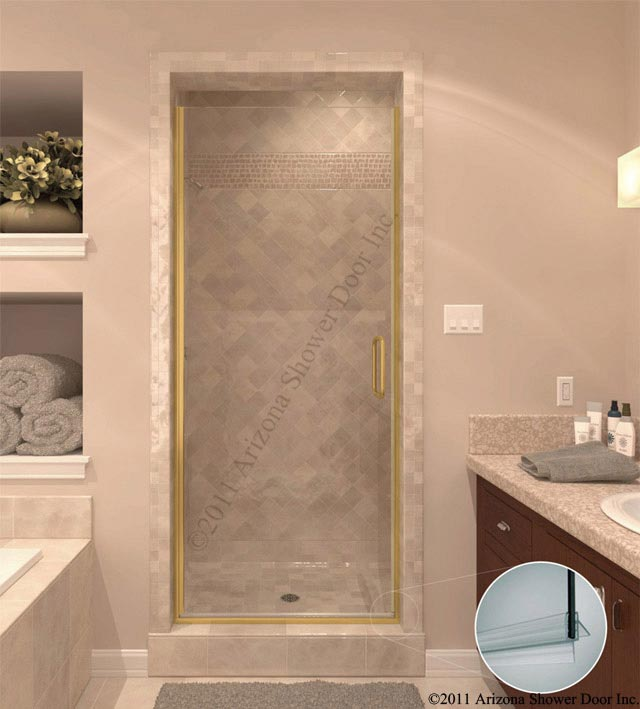 3 - CDMP & Arizona Shower Door Photo Gallery - Chino Glass Inc