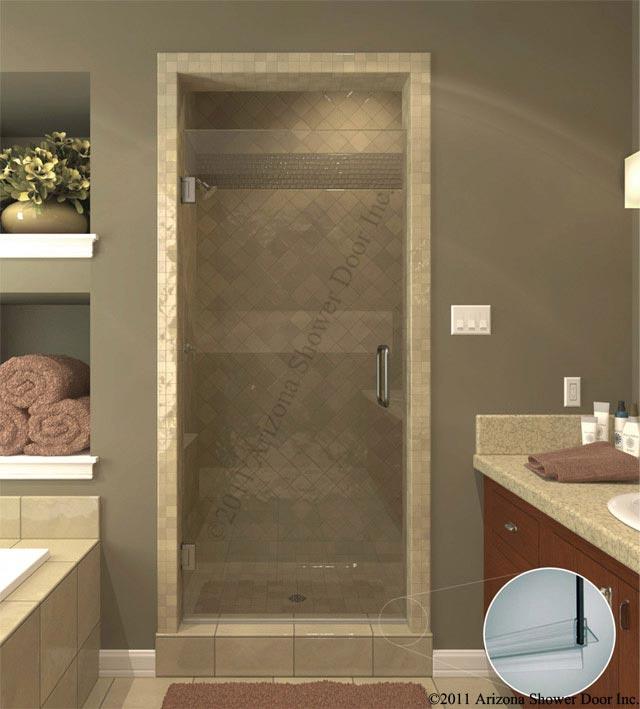 Arizona Shower Door Photo Gallery - Chino Glass Inc